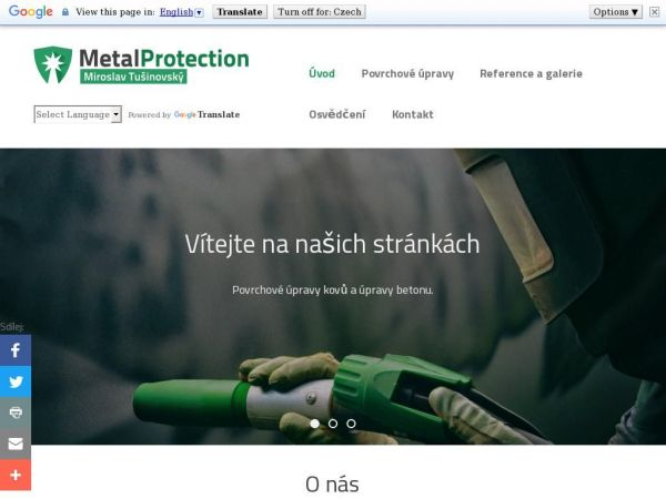 Metalprotection.cz